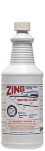 Zing cleaners 10007 QT ZING HULL CLEANER @12
