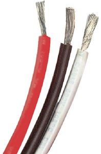 Ancor 100810 18 GA RED TINNED WIRE 100'