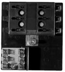 Ancor 607122 FUSE PANEL 6 GANG ATO/ATC