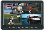 Jensen VOM74TQ 7  TRI-VIEW LCD MONITOR