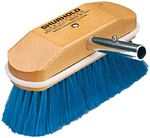 Shurhold 310 8  NYLON SOFT BRUSH (BLUE)