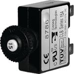 Blue Sea Systems 7054 CIRCUIT BREAKER PUSH BUT 10AMP