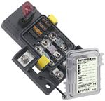 Blue Sea Systems 7725 FUSE BLOCK SAFETYHUB 100