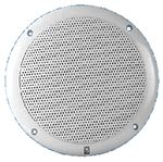 Poly-Planar MA4600W SPEAKER 6IN LOW MAG. WHT 1PR/B