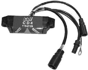 CDI Electronics 113-2125-S N-LIM 4-8 BRP#582125 POWERPA