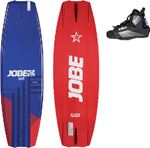 Jobe Sports International 278917801 WAKEBOARD FLASH 138 MAZE BINDG