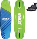 Jobe Sports International 2789178025/8 WAKEBD SHOCKR 137 W/5-8 BINDNG