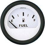 Faria 12902 EURO WHITE SERIES OIL GAUGE