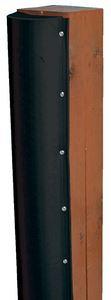 Dock Edge 1020-B-F PILING BUMPER 6FT BLACK