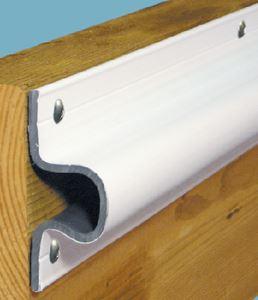 Dock Edge 1132-F C GUARD PROFILE (10 FT/ROLL)