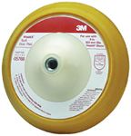 3M Marine 5768 8IN HOOKIT SOFT DISC PAD