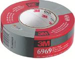 3M Marine 6969 2 IN CLOTH SILVER DUCT TAPE
