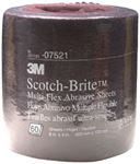 3M Marine 7521 SCOTCH BRITE FINE ABR 60 SHEET