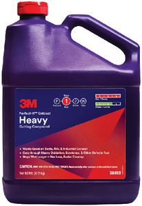 3M Marine 051131-36103 GELCOAT HEAVY CUT COMPND GAL