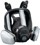 3M Marine 6900 FULL FACE RESPIRATOR LARGE
