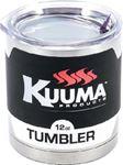Kuuma Grills 58420 TUMBLER-SS W-LID 12 OZ
