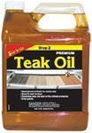 Starbrite 85100C PREMIUM GOLDEN TEAK OIL GALLO