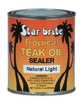 Starbrite 87916 TROPICAL TEAK SEALER LIGHT PT