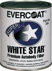 Evercoat 100204 WHITE STAR FILLER - GALLON