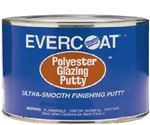 Evercoat 100407 POLYESTER GLAZING PUTTY 1/2GAL