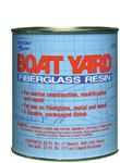 Evercoat 100518 BOAT YARD RESIN QUART W/WAX