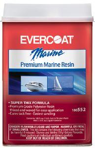 Evercoat 100552 GAL RESIN W/WAX