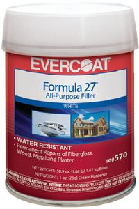 Evercoat 100570 FORMULA 27-QUART