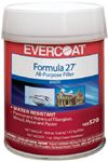 Evercoat 100572 FORMULA 27-HALF PINT