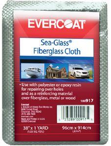 Evercoat 100917 F/G CLOTH 38 IN X 1 YD 6 OZ