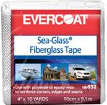 Evercoat 100932 FIBERGLASS TAPE 4 IN. X 10 YD