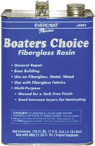 Evercoat 105501 BOATERS CHOICE RESIN GL W/HDNR