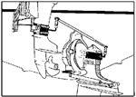 EZ Steer EZ30002 O/B CONN.KITMERC ALPHA 1 STAN