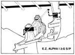 EZ Steer EZ37002 O/B CONN.KITMERC ALPHA 1-2C