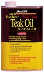 Boat life 1088 TEAK BRIGHT TEAK OIL-QT.