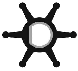 Sherwood Pump 08000K P IMPELLER KIT W/O-RING
