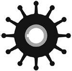 Sherwood Pump 10077K P IMPEL KIT W/GSKTS(N10360GX)