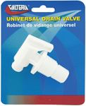 Valterra A01-2026VP DRAIN VALVE THREADED CARDED