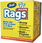 Twinco-Romax 75260 SCOTT RAGS-IN-A-BOX 200/BX