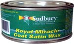 Sudbury Boat Care 590-10 MIRACLECOAT SATIN WAX 10 OZ