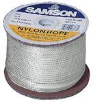 Samson 019 012 005 030 SOLID BRAID NYLON 3/16 X 500FT