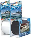 Incom RE15WH WHITE BOAT STRIPING 3'X50'