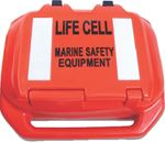 Life Cell Marine Safety LF5 LIFECELL TRAILERBOAT ORANGE