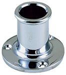 Perko 0220DP2CHR STRAIGHT FLAG POLE SOCKET 1 I