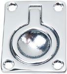 Perko 1103DP0CHR 2-9/16 X2  FLUSH RING PULL