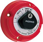Perko 8502DP LOCKING BATTERY SWITCH