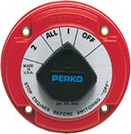 Perko 8504DP BATTERY SWITCH LOCKING