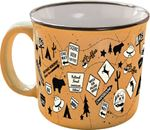 Camp Casual CC-004T THE MUG-TANGERINE TRIP