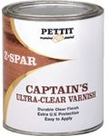 Pettit 1206708 CAPTAIN'S ULTRA CLEAR VARNISH