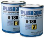 Pettit 84788/8478918 SPLASH ZONE PUTTY KIT 1/2 GAL