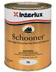 Interlux 96/QT SCHOONER VARNISH-QUART